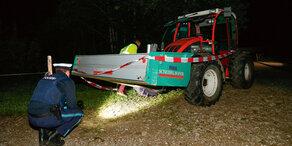 Traktor-Unfall: 2 Kinder überrollt – beide tot