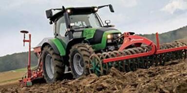 Bauer starb bei Absturz mit Traktor