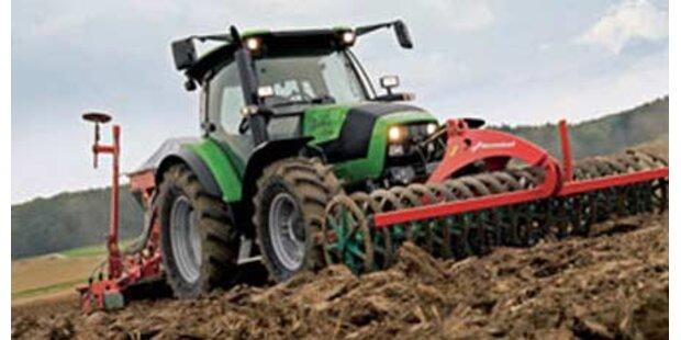 Achtjährige bei Traktorunfall getötet