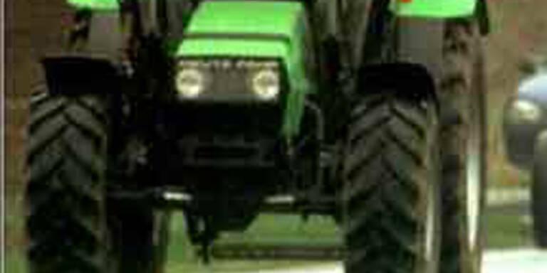 Frau von Traktor überrollt und getötet