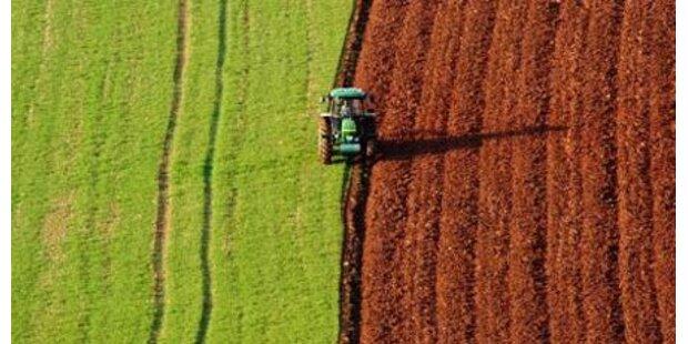 Bauer stirbt bei Traktor-Crash