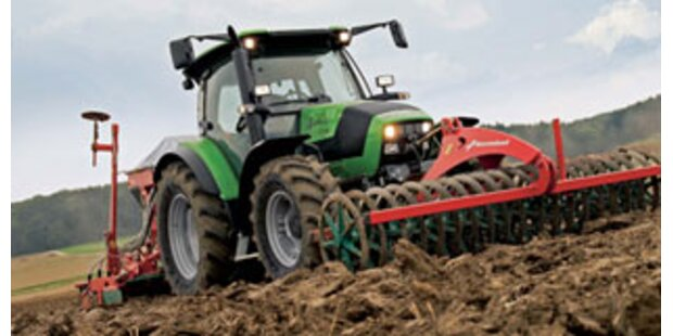 78-Jähriger von Traktor überrollt