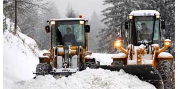 Tödlicher 70 Meter Sturz mit Traktor im Pinzgau