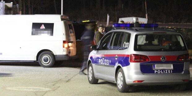 Geldtransport-Gangster sind auf der Flucht