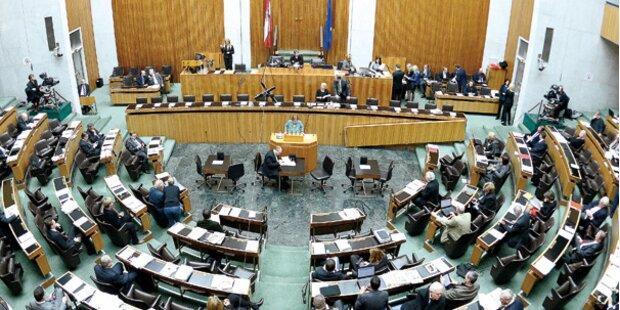 Fix: Politiker-Gehälter steigen um 1,6 Prozent