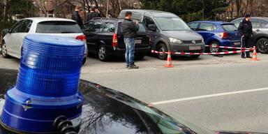 Falsche Cops raubten Geldtransporter aus