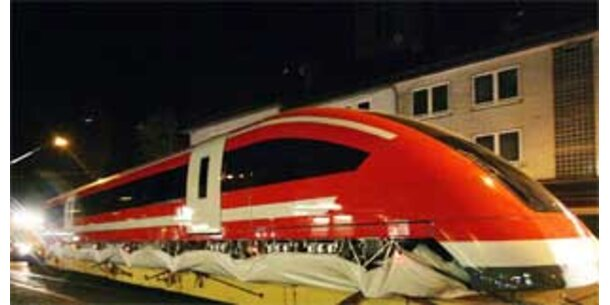 Keine 50 Mio. Euro Zuschuss für Transrapid-Projekt