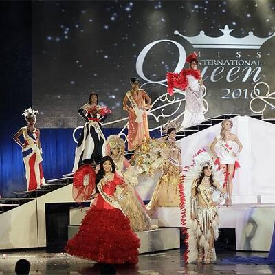 Miss International Queens 2010 in Pattaya