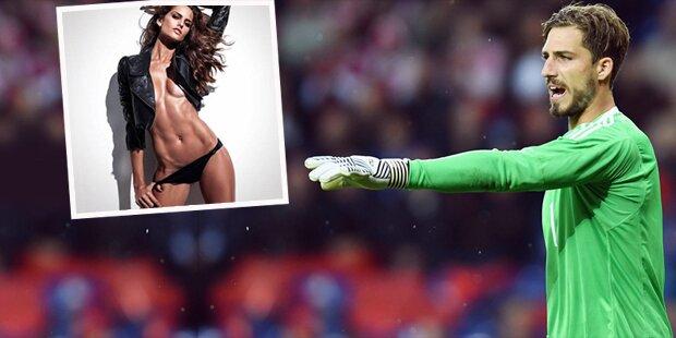 Verlobte von Hütter-Goalie mit Sex-Beichte