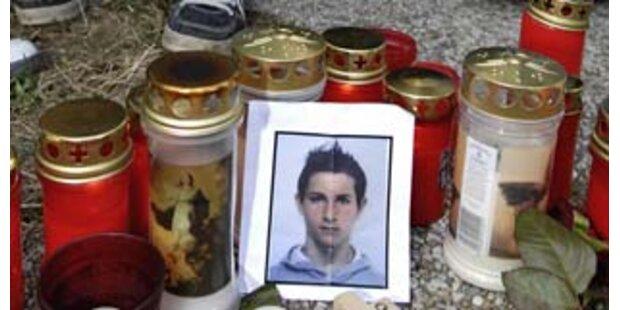 Selbstmord, weil er von der Schule flog
