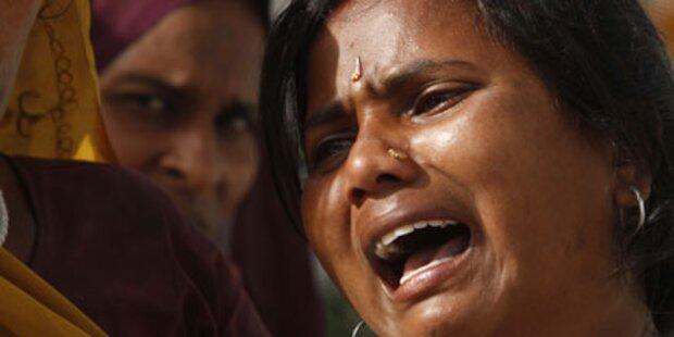 Massenpanik: 60 Gläubige tot getrampelt