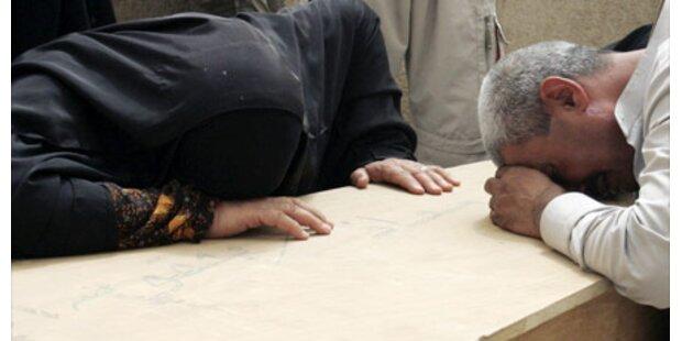 18 Tote bei Anschlägen im Irak