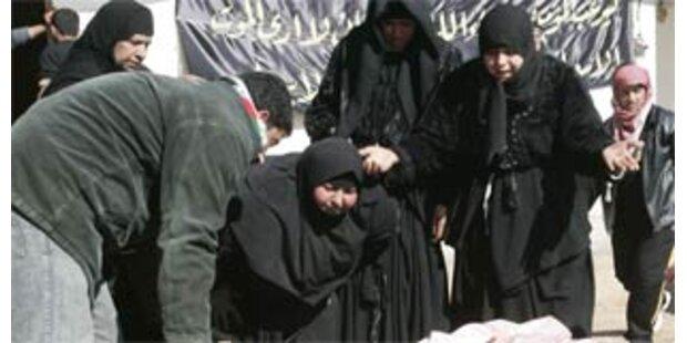 US-Armee tötet Zivilisten im Irak