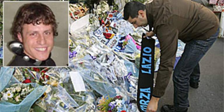 Familie von totem Lazio-Fan bestreitet Vorwürfe