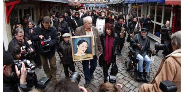 Hamburg trauert um Ex-Prostituierte Domenica
