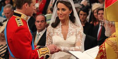 Royals: Das Tagebuch der Hochzeitsfeier