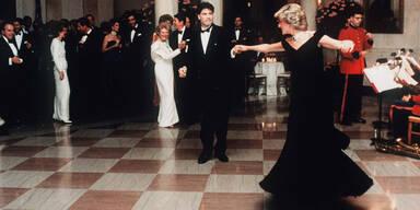 John Travolta Lady Diana
