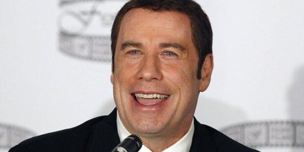 Sex-Klage gegen Travolta zurückgezogen