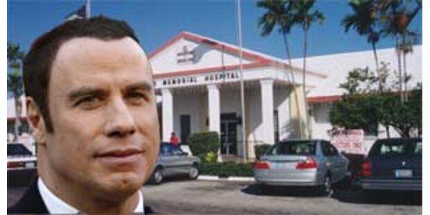 John Travoltas Sohn starb auf den Bahamas