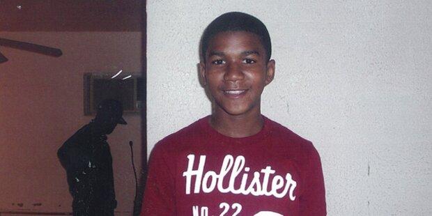 Explosion der Wut nach Tod von Trayvon Martin