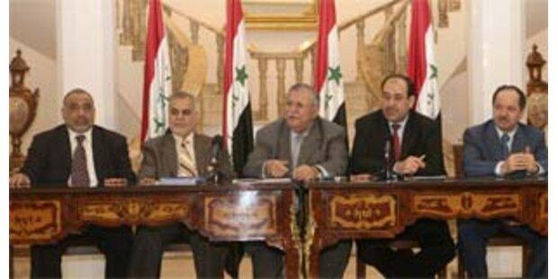 Versöhnung im Irak liegt in der Luft