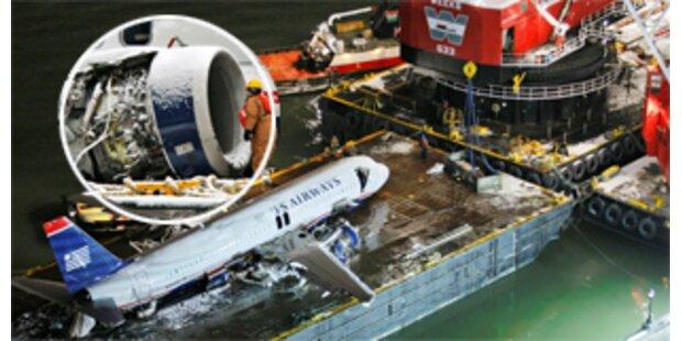 Zweites Triebwerk des Hudson-Jets gefunden