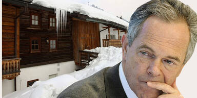 Haus von Erste-Bank-Chef Treichl abgebrannt