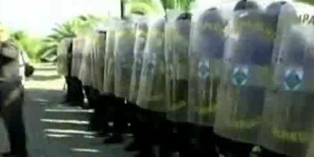 Tag 8 ohne Polizei: Streiks in Brasilien
