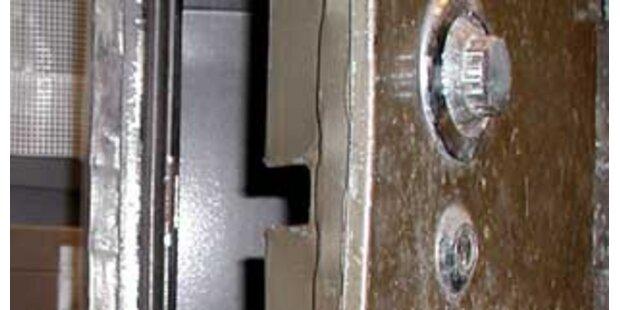 Oö. Polizei forschte Tresorknacker-Bande aus