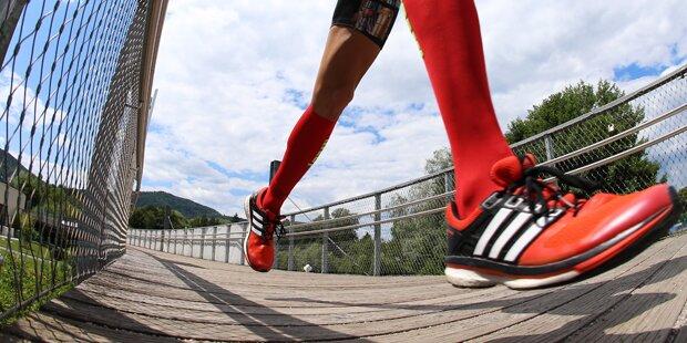 Angreifer wollten Sportler Beine absägen