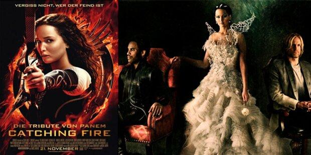 Kino-Start für 'Catching Fire' in Österreich