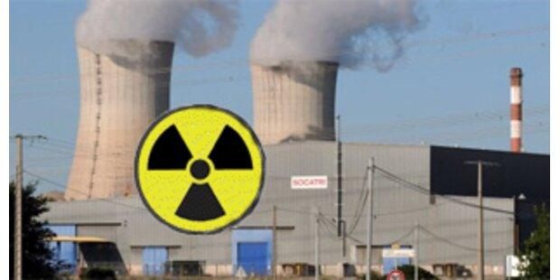 Wieder Atom-Alarm in französischem Akw