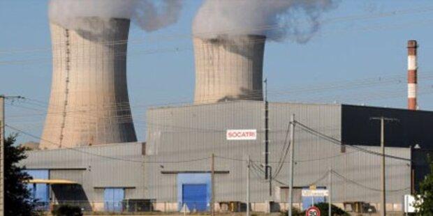 Zwischenfall im Atommeiler Tricastin