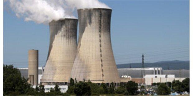Erneut Zwischenfall in französischer Atomanlage Tricastin