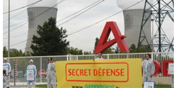 Dritter Atomunfall in Frankreich binnen 2 Wochen