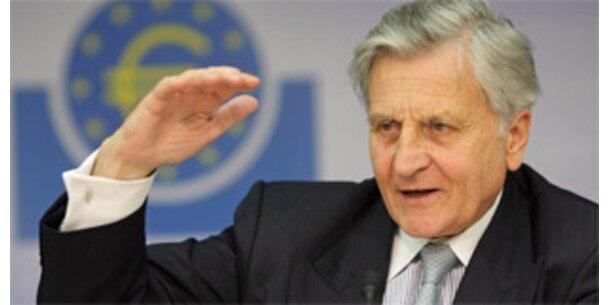 Trichet bekräftigt weitere Hilfestellung der EZB