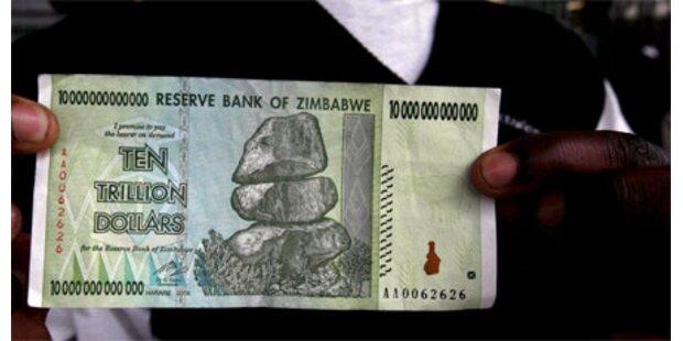 Simbabwe laut Tsvangirai