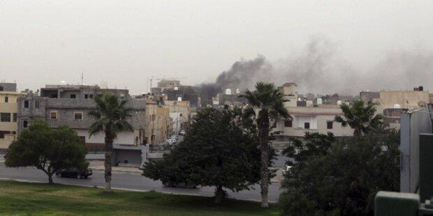 Libyen: Regierung will Parlament