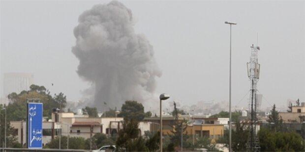 Rebellen in Libyen sind siegessicher