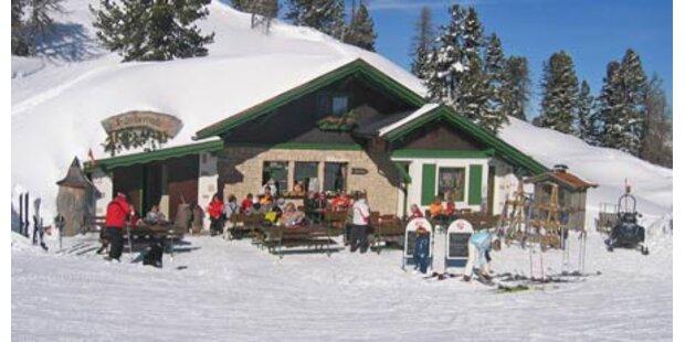 Skihütte am Stoderzinken wird verlost