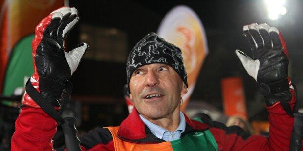 Ski-Legende Reinhard Tritscher tödlich verunglückt