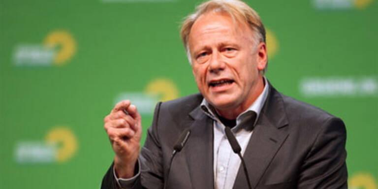 Deutscher Ex-Grüner kritisiert türkis-grüne Ressortverteilung
