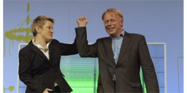 Spitzenkandidaten Grüne