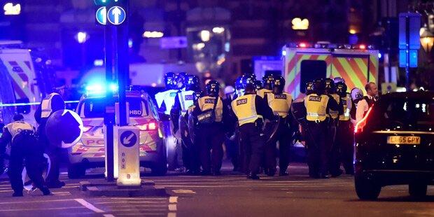 ISIS bekennt sich zu Terror in London