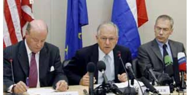 Kosovo-Troika tagt angeblich in Wien