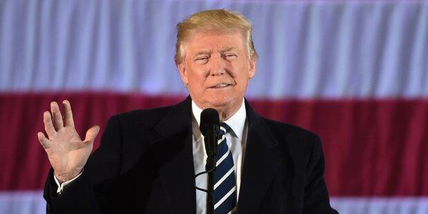 Trump blamiert sich mit peinlicher Twitter-Panne