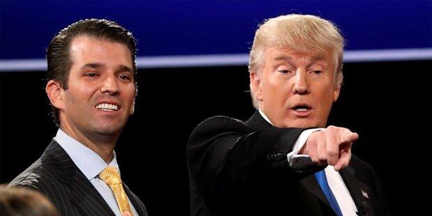 Feuert Trump jetzt FBI-Chef-Mueller?