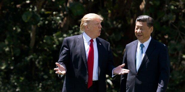 Handelsstreit: Trump und Xi treffen sich