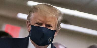 Trump hatte Todesangst: 'Werde ich sterben?'