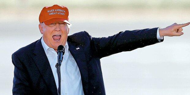 3.500 Klagen: Trump im Skandalsumpf